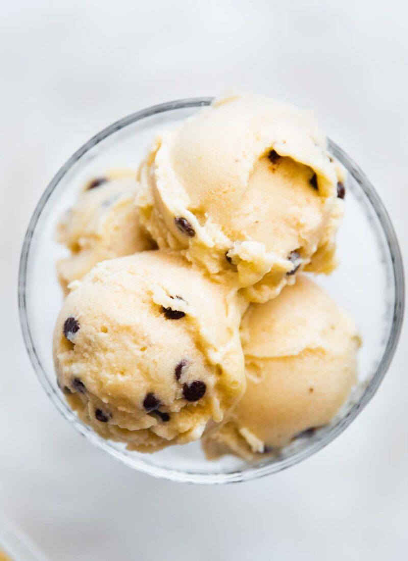 chocolate chip banana ice cream recipe