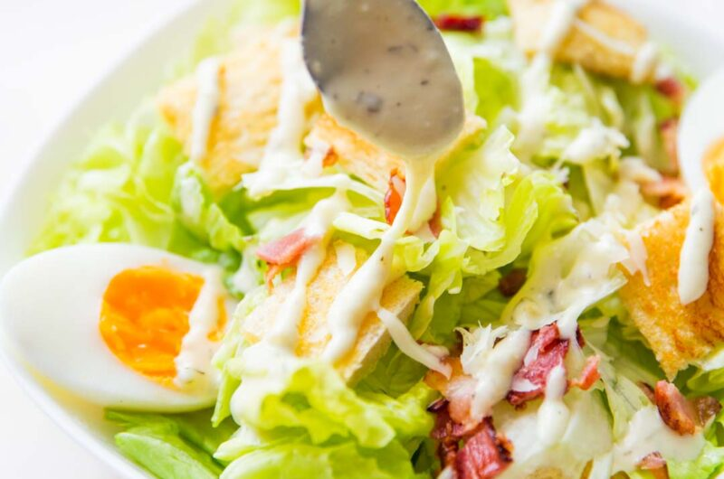 Chicken Caesar Salad - The Ultimate Salad Recipe