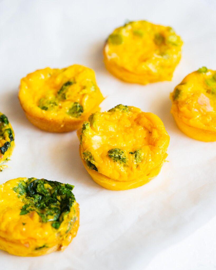breakfast egg muffin cups recipe